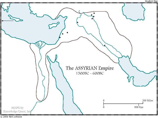 Map Trek Outline Maps of the Ancient World